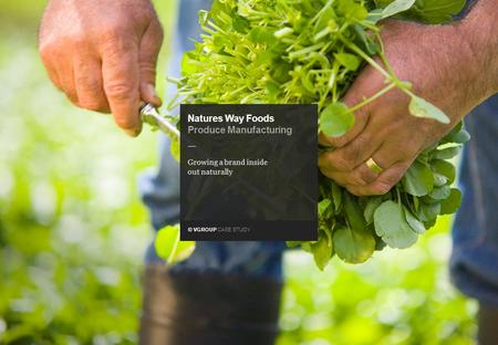 Natures Way Foods Produce Manufacturing