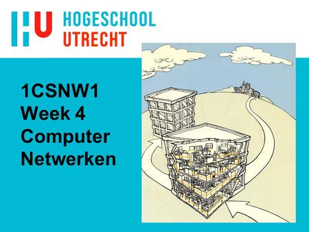 1CSNW1 Week 4 Computer Netwerken. Computernetwerken n Local Area Network (LAN) n Personal Area Network n Campus Area Network n Metropolitan Area Network.