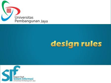 Interaksi Manusia Komputer – Marcello Singadji. design rules Designing for maximum usability – the goal of interaction design Principles of usability.