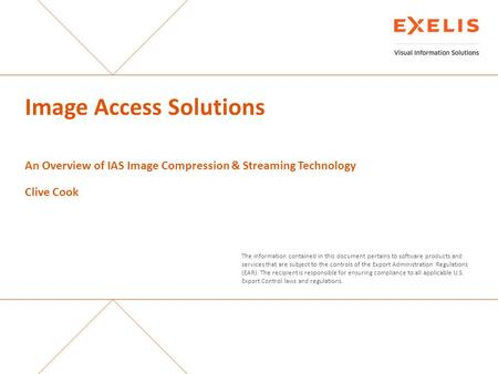 Image Access Solutions