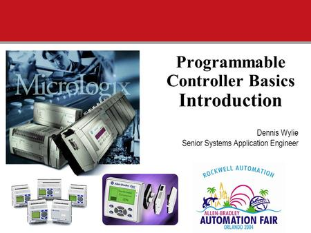 Programmable Controller Basics Introduction