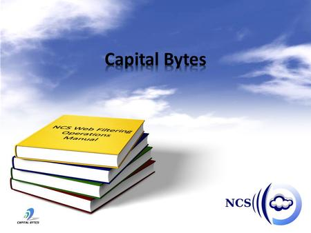Overview of Capital Bytes BYOD – Risks and Recommendations Web Filtering Management Netsweeper v4 Q & A.