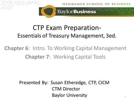 Essentials of investment chapter 11