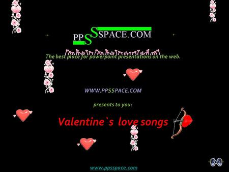 Valentine`s love songs