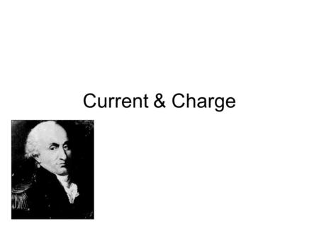 Current & Charge. New vocabulary. Nucleus Electron (-) Proton ( +) Neutron (0) Ion Current Semiconductor Conductor Insulator.