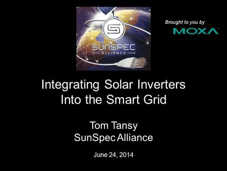 Integrating Solar Inverters Into the Smart Grid