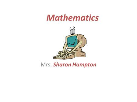 Mathematics Mrs. Sharon Hampton. VOCABULARY Lower extreme: the minimum value of the data set Lower quartile: Q1 the median of the lower half of the data.