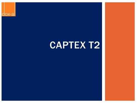 CAPTEX T2. EFFECT OF THE DIFFERENT MYCOTOXINS IN ON THE DIFFERENT FARMED ANIMALS SPECIES Poultry 1.Broilers 2.Layers 3.Breeder Sheep Goats Fish Shrimp.
