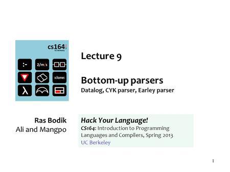 Recursive Descent Parser using LINQ: The Augmented Backus-Naur Form Grammar