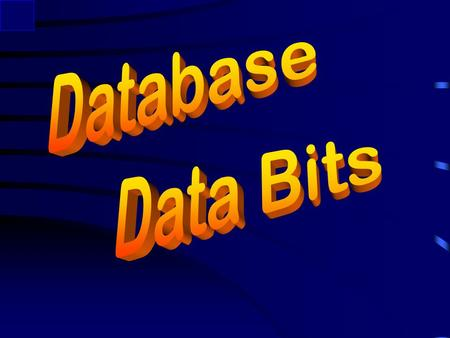 Data Bits Sets Trans- actions Specials Domains Normalization $100 $200 $300 $400 $500 $100 $200 $300 $400 $500 Final DataBit.