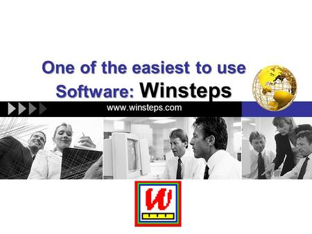 LOGO One of the easiest to use Software: Winsteps www.winsteps.com.