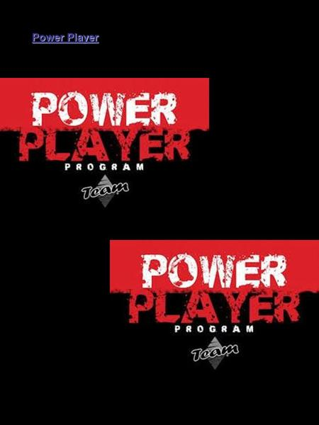 Power Player. The Pattern 1. Make a List. 2. Contact & Invite 3. STP (Tuesday TEAM Cast ) 4. Follow Through 5. Rotate & Teach Learn / Do / Master These.