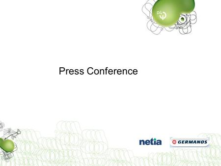 Press Conference.  Industrial trends merging media – Mobile/Internet  Consumers demanding more complex services – however also need to have education.