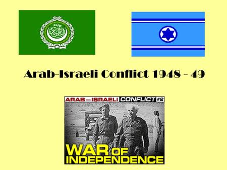 "an introduction and an analysis of the arab israeli conflicts The history of the arab-israel conflict,  each has a short historical introduction of  ""history, politics and diplomacy of the arab israeli conflict is."