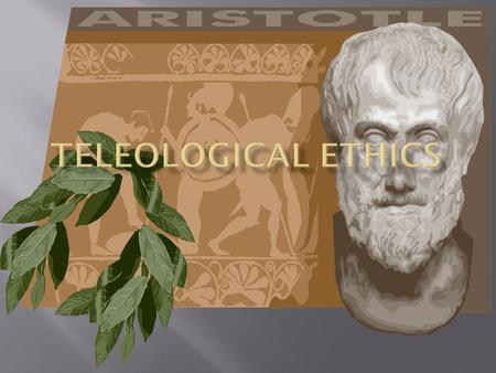  Born in Stagira, Greece (near Macedonia)  Aristotle's father introduced him to anatomy, medicine and philosophy – he had a well- learned childhood.