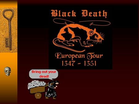 Black Death was one of 3 diseases that killed 1/3 of Europe's population.  If the plague had just stayed in one city, the containment might have spared.