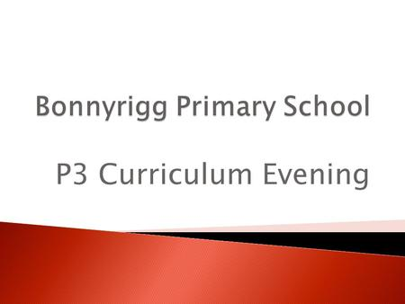 P3 Curriculum Evening.  Curriculum for Excellence  Year Plan  Literacy  Handwriting  Spelling  Reading  Writing  Numeracy  Maths  Learning Across.