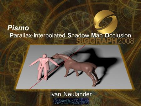 Parallax-Interpolated Shadow Map Occlusion