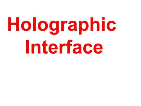 Holographic Interface. Collaboration with K. Nagasaki H. Tanida K. Nagasaki, SY, arXiv:1205.1674 [hep-th] K. Nagasaki, H. Tanida, SY, JHEP 1201 (2012)