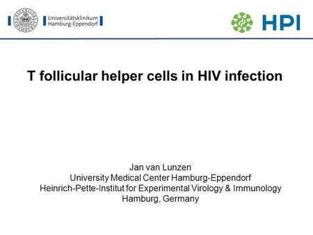 T follicular helper cells in HIV infection