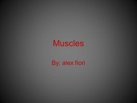 Muscles By: alex fiori. Abductor pollicis longus Origin: – posterior surfaces of ulna and radius – interosseous membrane – antebrachial fascia Insertion: