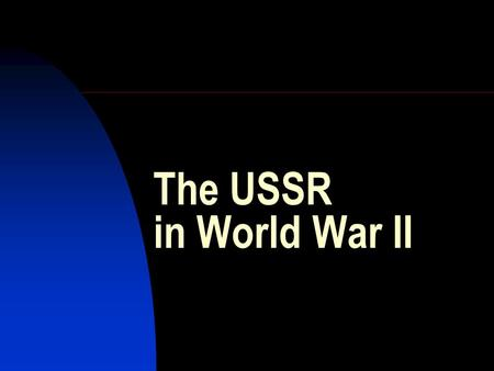 The USSR in World War II. London: monument to Roosevelt and Churchill.