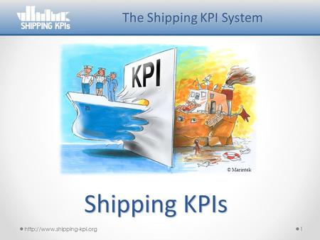 The Shipping KPI System