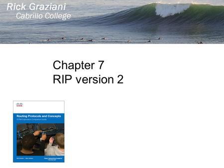Chapter 7 RIP version 2.
