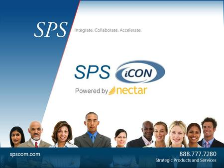 Powered by SPS 888.777.7280 Strategic Products and Services spscom.com.