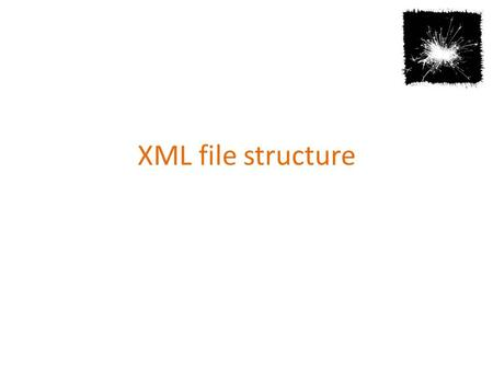 XML file structure. Why and How XML data format? XML is a language generally used over internet. In our case is one of the requirements of the American.