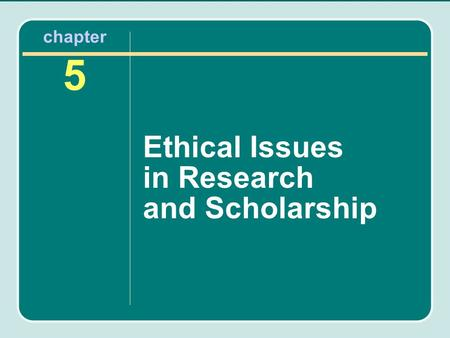 ethical and policy issues in research This page provides information about the research ethics policies and procedures which the research ethics policy has been approved by research and.