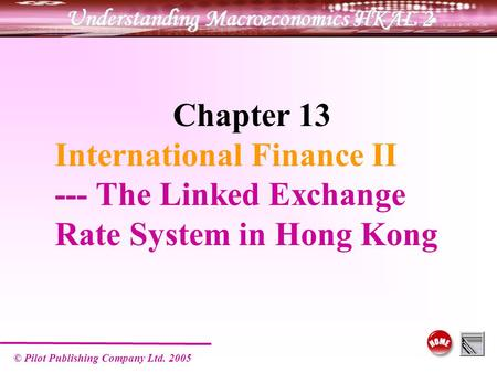 the linked exchange rate system in Since hong kong abandoned its floating exchange rate system in 1983, many people, including bankers and economists, seem to have failed to understand the working of.