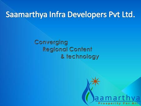 Saamarthya is a platform build for people of Himachal for sharing solutions pertaining to various issues related to their city or their areas prevalent.