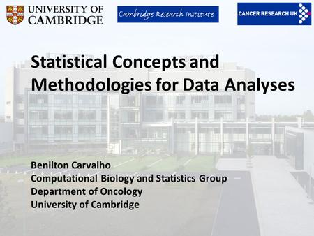 computational statistics and data analysis pdf