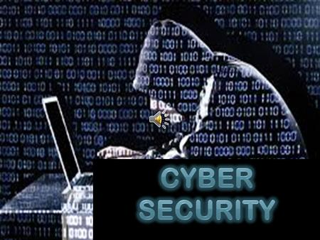 Cyber security refers to the technologies and processes designed to protect computers, networks and data from unauthorized access and attacks delivered.