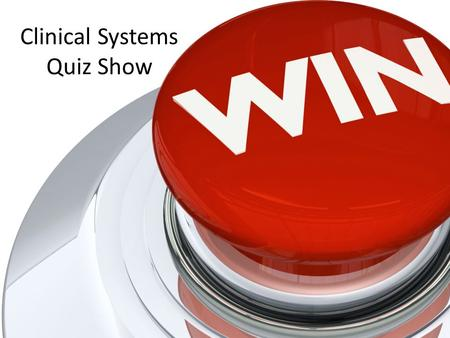 Clinical Systems Quiz Show. StarPanel Knowledge Check 1.Clicking on this next to a patient's name opens a menu for quick access to patient information.