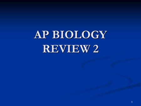 1 AP BIOLOGY REVIEW 2. 2 3 4 Which of the following is TRUE of synaptic signaling and hormonal signaling? a. Hormonal signaling occurs in animals only.