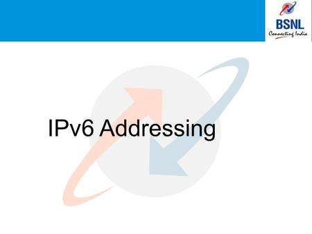IPv6 Addressing. Agenda OSI & TCP/IP Model IPv4 Addressing IPv6 Addressing.