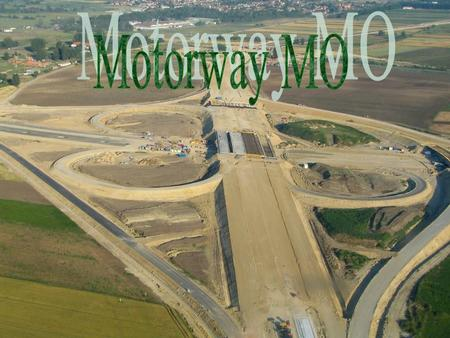 The existing and the future sectors of M0 ring The construction of the eastern sector of motorway M0 is an overdue debt. M0 collects and distributes.