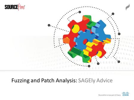 Fuzzing and Patch Analysis: SAGEly Advice. Introduction.