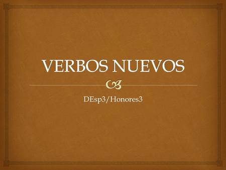 "DEsp3/Honores3.   ""To not like"" / ""to be disagreable""  Acts similar to ""gustar"" in that the SUBJECT in the English sentence is the INDIRECT OBJECT."
