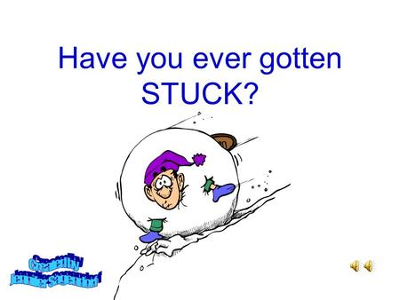 Have you ever gotten STUCK? Are decimals dragging you down?