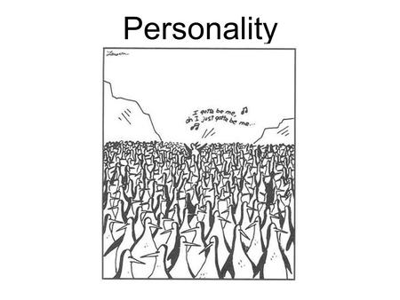 Personality. Announcements First exam on Thursday Remember the review session tonight! BS 218 at 7pm.