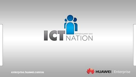 Huawei IP Products – Technical Track For SE's