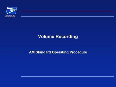 help desk standard operating procedures manual