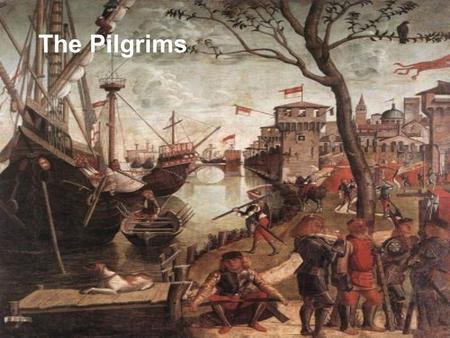 The Pilgrims. Pilgrims : In search of Freedom On September 6, 1620, the ship Mayflower left England and sailed into the open Atlantic Ocean. The ship's.