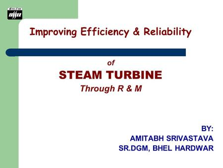 Improving Efficiency & Reliability