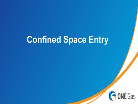 Page | 1 Confined Space Entry. Page | 2 Definition of a Confined Space Is large enough and so configured that an employee can bodily enter and perform.