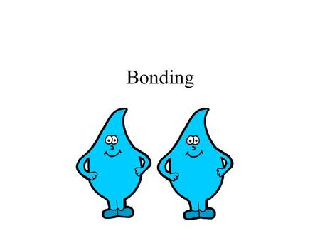 Bonding. ION Charged atom Na + (has lost one electron) O -2 (has gained two electrons)