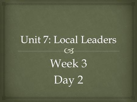 Week 3 Day 2.   How many vowels do you hear in the word create ? This tells me there are 2 syllables. Word Study: Introduce Suffixes –ly, -ful, -tion.